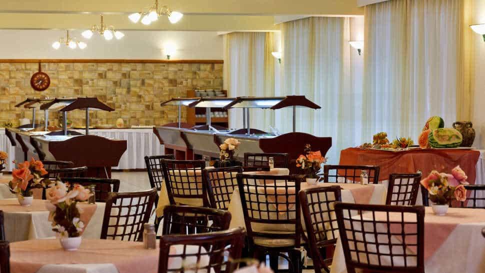 Restaurant van Gaia Village Hotel in Tigaki, Kos