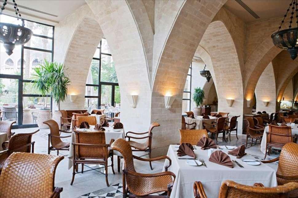Restaurant van Sunwing Waterworld Makadi in Hurghada, Egypte