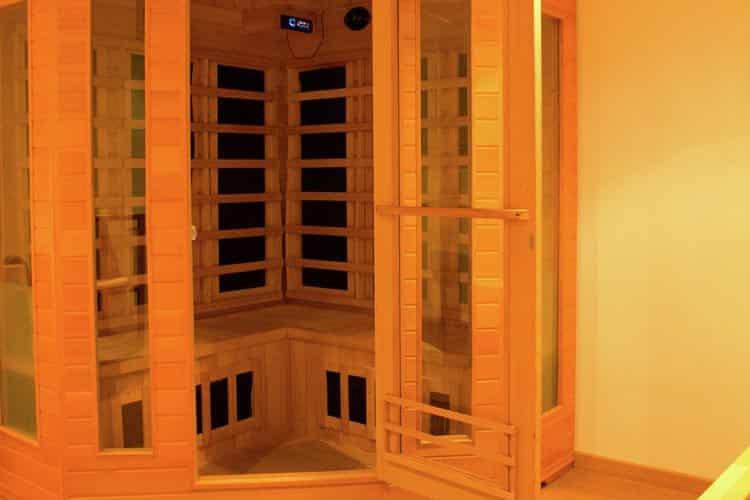 appartement met sauna in bergen aan zee 407. Black Bedroom Furniture Sets. Home Design Ideas