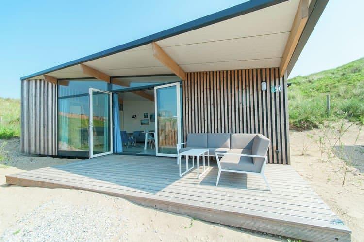 Vakantiepark Sea Lodges Bloemendaal in Noord-Holland