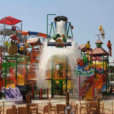 Waterpark van Coco Key Resort in Orlando, Florida