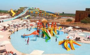 SPLASHWORLD Aqua Mirage in Marrakech, Marokko