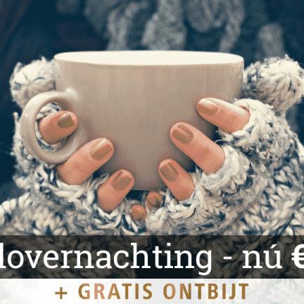 Wintersale bij Voordeeluitjes.nl