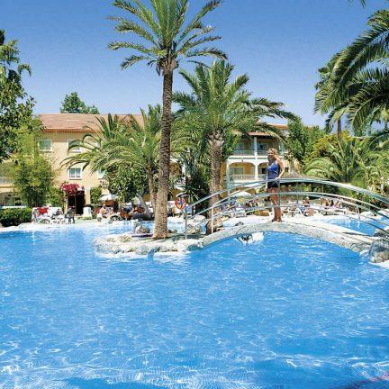 Zwembad van Alcudia Garden in Alcúdia, Mallorca