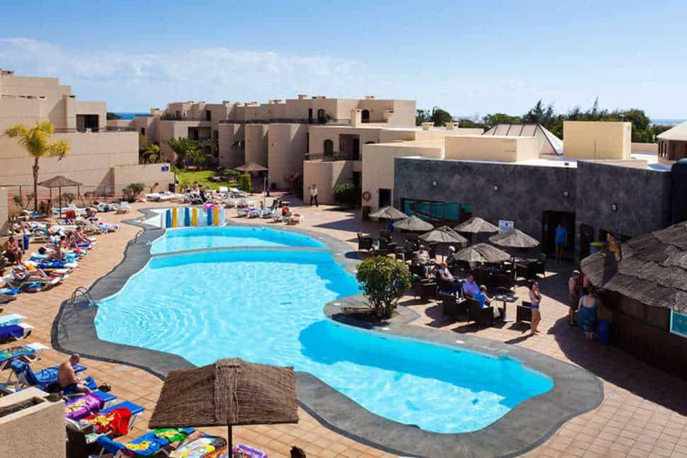 Zwembad van Blue Sea Costa Teguise Gardens in Costa Teguise, Lanzarote