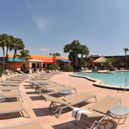 Zwembad van Coco Key Resort in Orlando, Florida