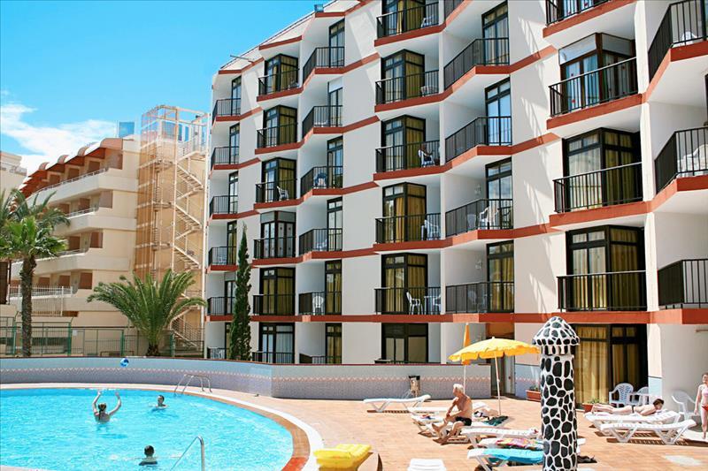 Appartementencomplex Guinea in Playa del Inglés, Gran Canaria