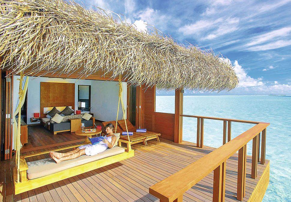 Bungalow van Medhufushi Island Resort in Medhufushi, Malediven