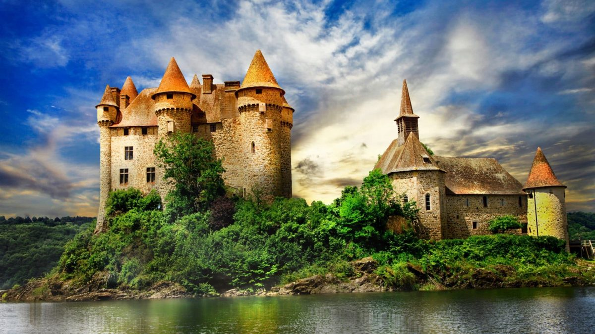 chateau de val in frankrijk