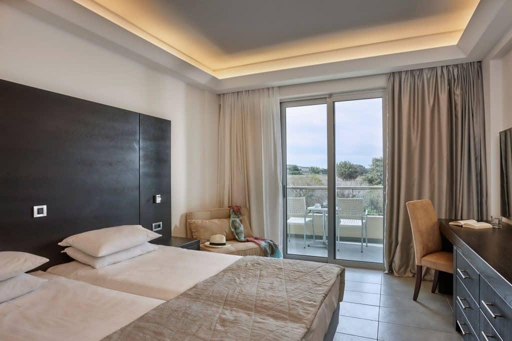 Hotelkamer van Hotel Ammos Resort in Mastichari, Kos