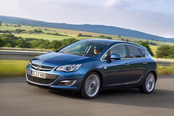 Huurauto Opel Astra