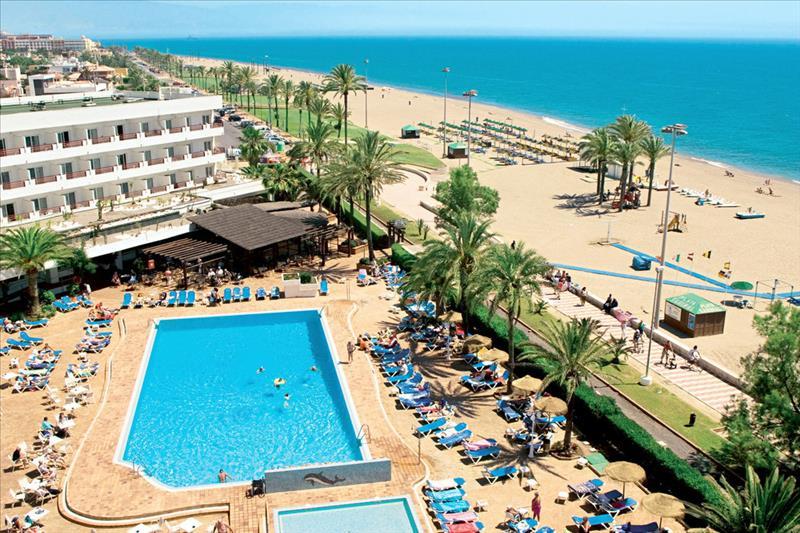 Ligging van Hotel Best Sabinal in Roquetas de Mar,