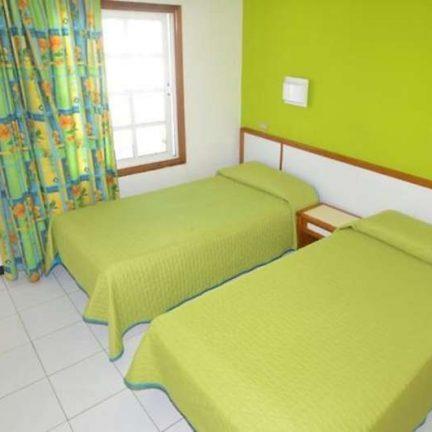 Slaapkamer van Hotel Vista Oasis in Maspalomas, Gran Canaria