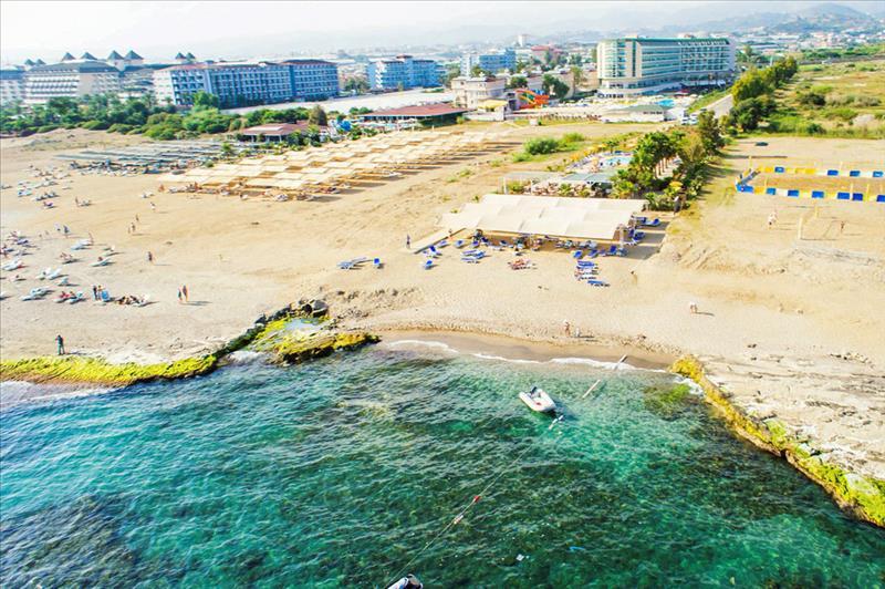 Hotel Smartline Konaktepe in Alanya, Turkije