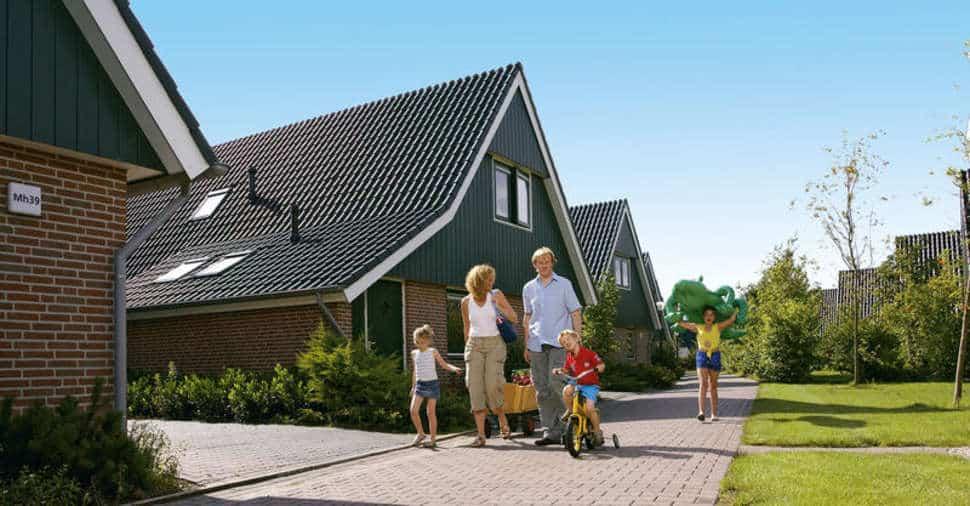 Vakantiewoningen van Marveld Recreatie in Groenlo, Gelderland
