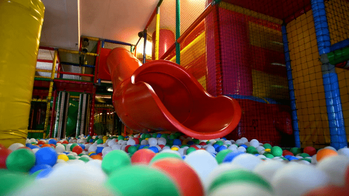 Indoorspeelparadijs van De Beerze Bulten in Beerze, Overijssel