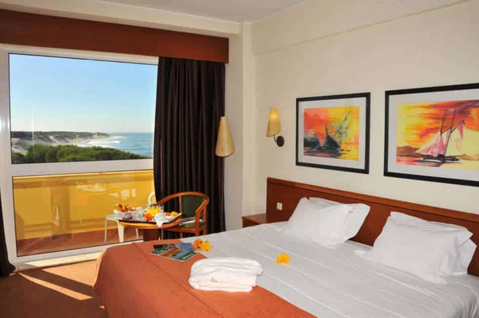 Hotelkamer van Hotel Ofir in Esposende, Portugal