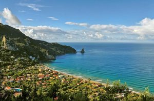 Appartementen Angelica in Agios Gordios, Corfu