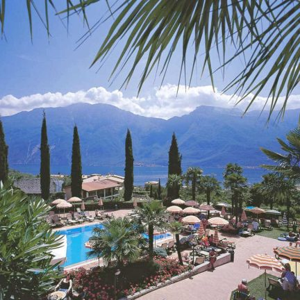 Hotel Royal Village in Limone sul Garda, Gardameer