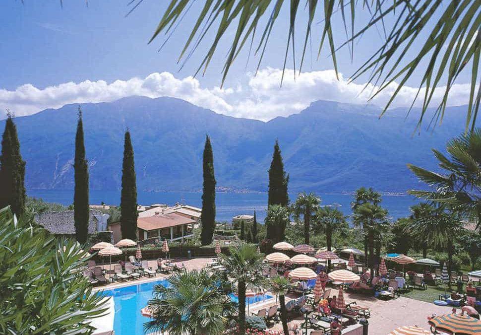 Hotel Royal Village in Limone sul Garda, Gardameer