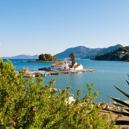 8 dagen naar het zonnige Corfu voor €269