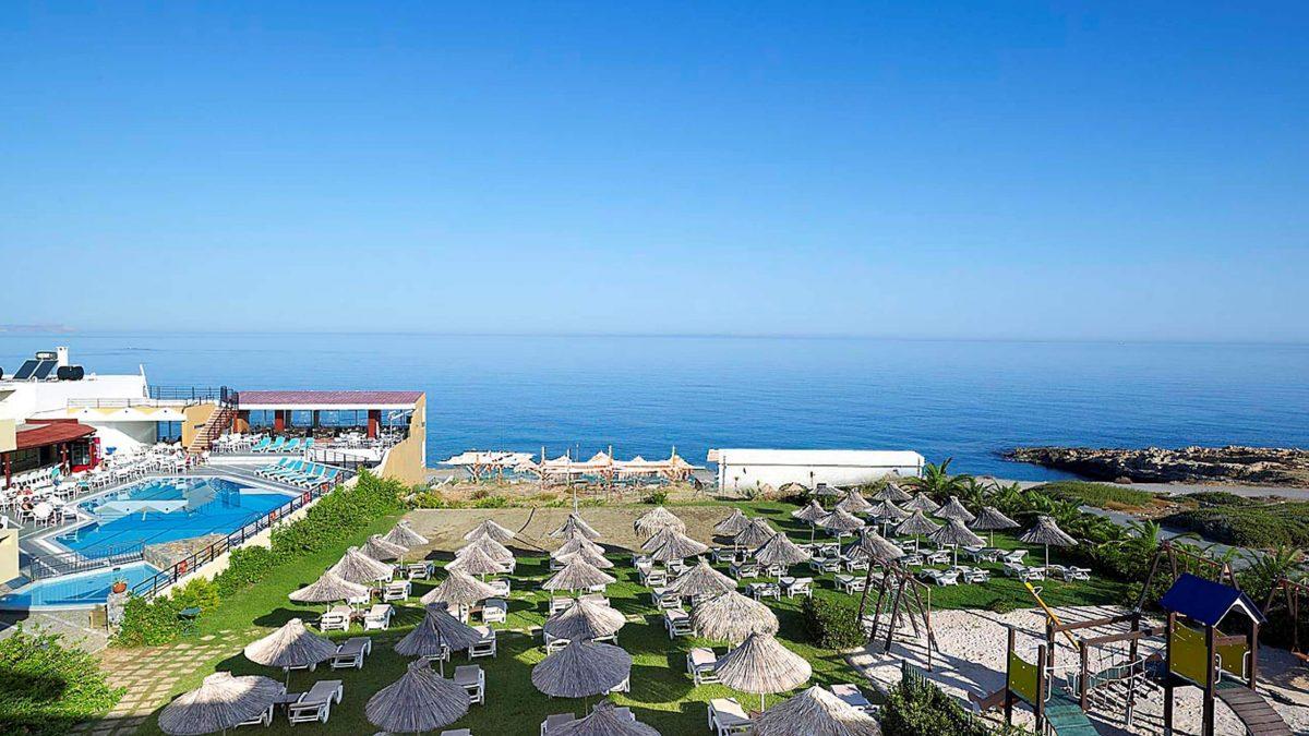 Sissi Bay Hotel & Spa in Sissi, Kreta
