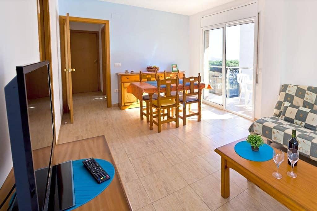 Appartement van Villa de Madrid in Blanes, Spanje