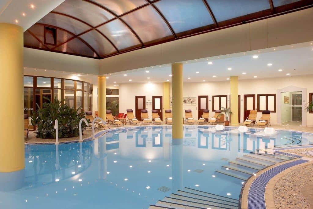 Wellnesscenter van Atrium Palace Thalasso Spa in Kiotari, Rhodos