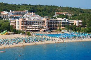 Duni Marina Beach in Duni, Bulgarije