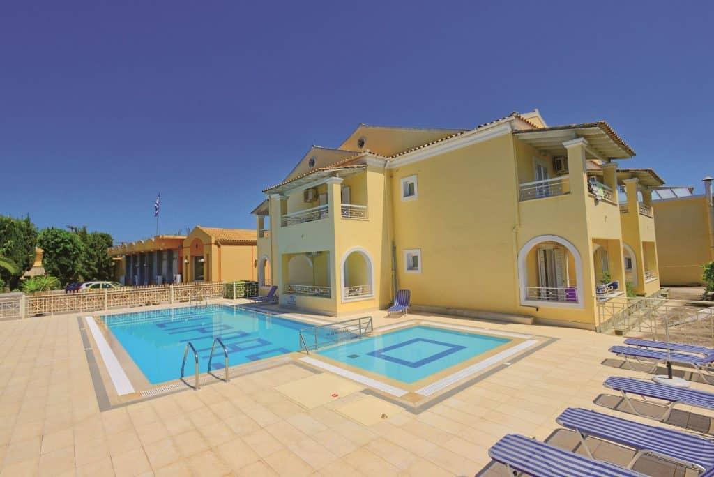 Filippas Appartementen in Gouvia, Corfu