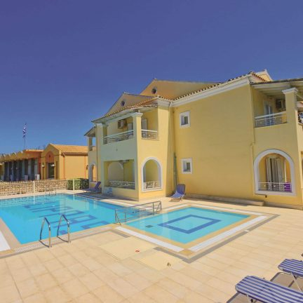 Filippas Appartementen in Gouvia, Corfu
