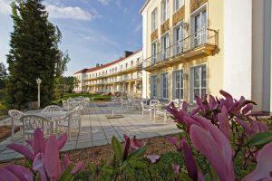 Hotel am Burgholz in Tabarz, Duitsland