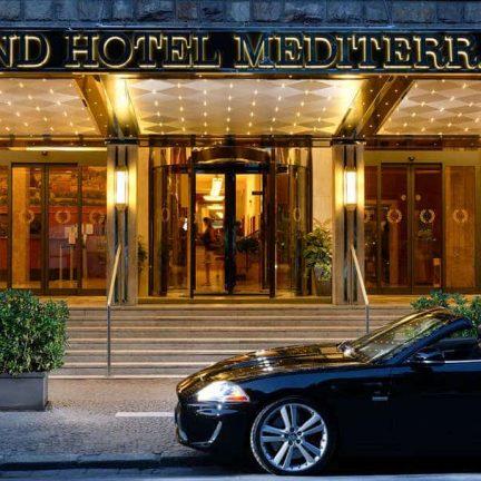 Hotel Mediterraneo in Florence, Italië