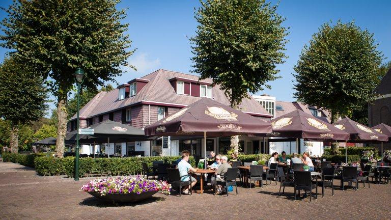 Hotel Restaurant Oringer Marke in Odoorn, Drenthe