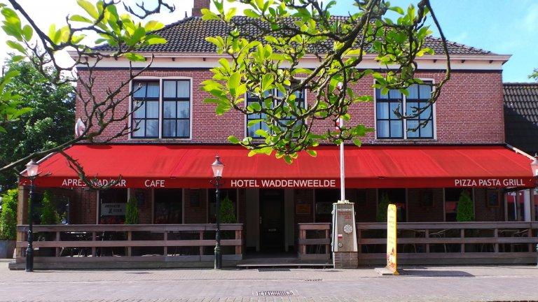 Hotel Waddenweelde in Pieterburen, Groningen