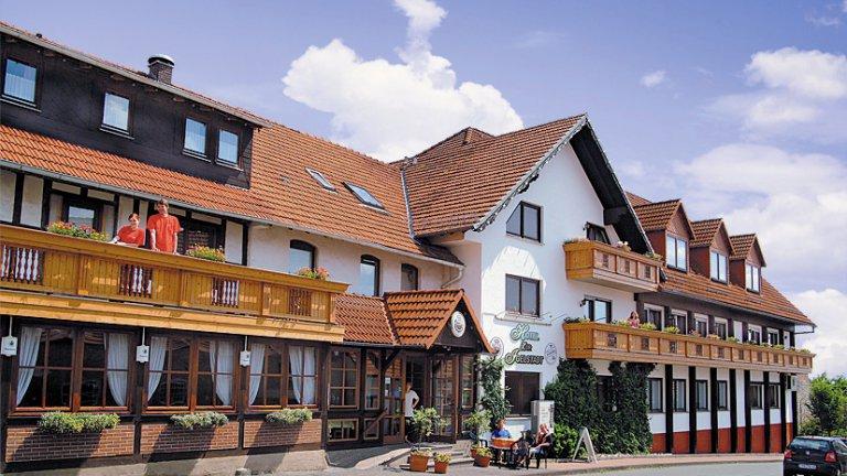Hotel Zur Igelstadt in Lichtenfels, Duitsland