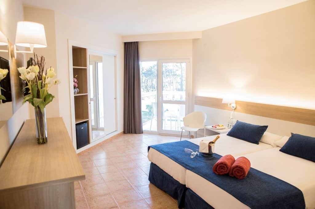 Hotelkamer van ROC Marbella Park in Marbella, Spanje