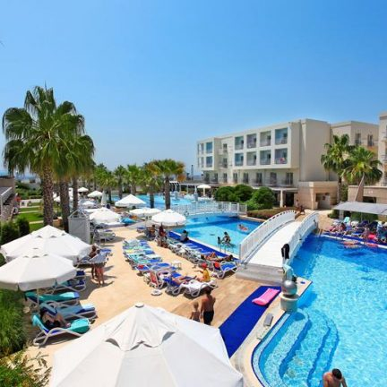 La Blanche Resort & Spa in Turgutreis, Turkije