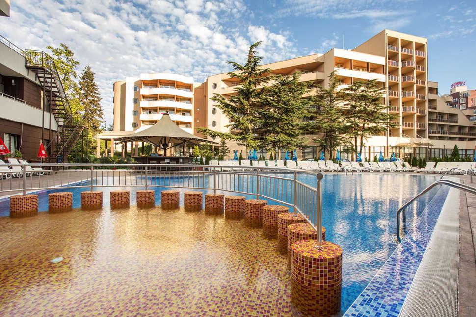 Laguna Park Hotel in Sunny Beach, Bulgarije