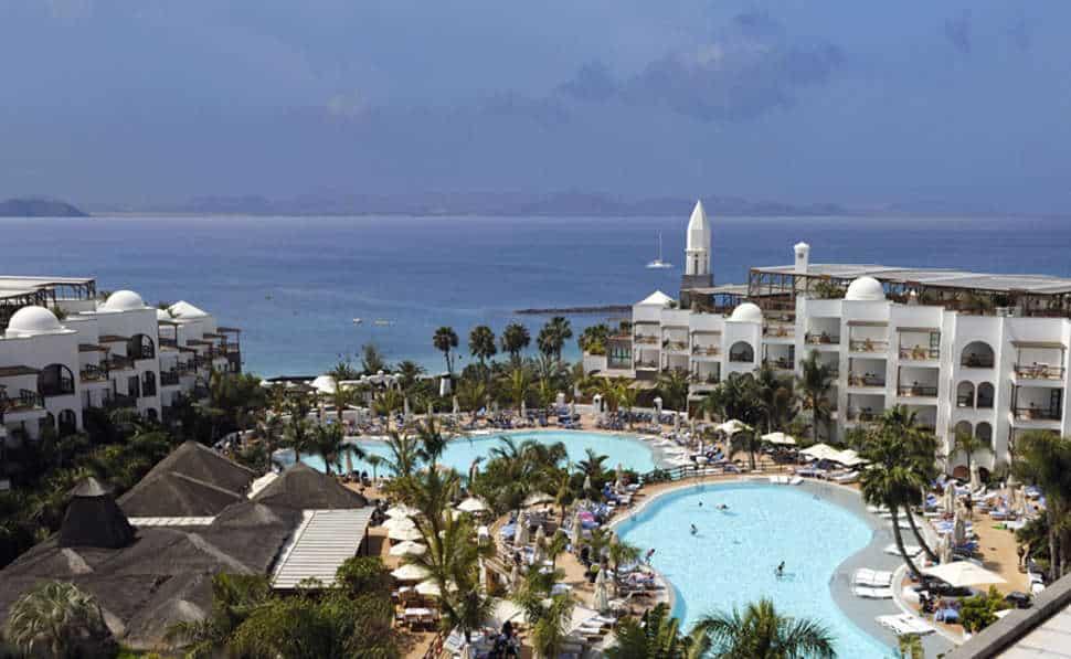 Princesa Yaiza Suite Hotel Resort in Playa Blanca, Lanzarote