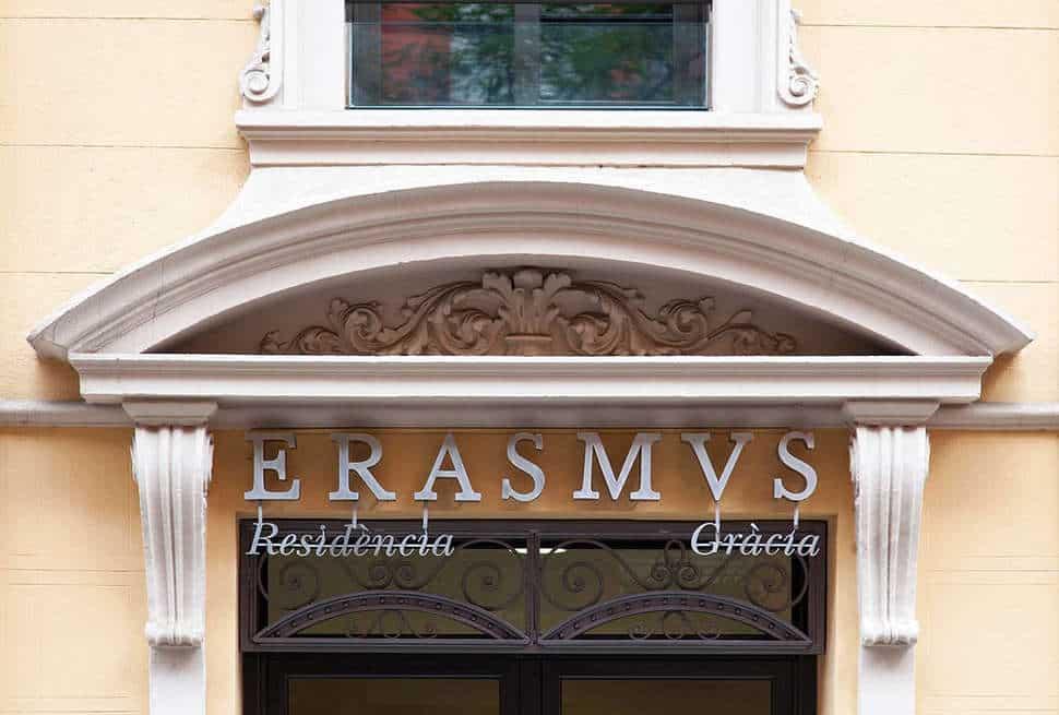Residencia Erasmus Gracia in Barcelona, Spanje
