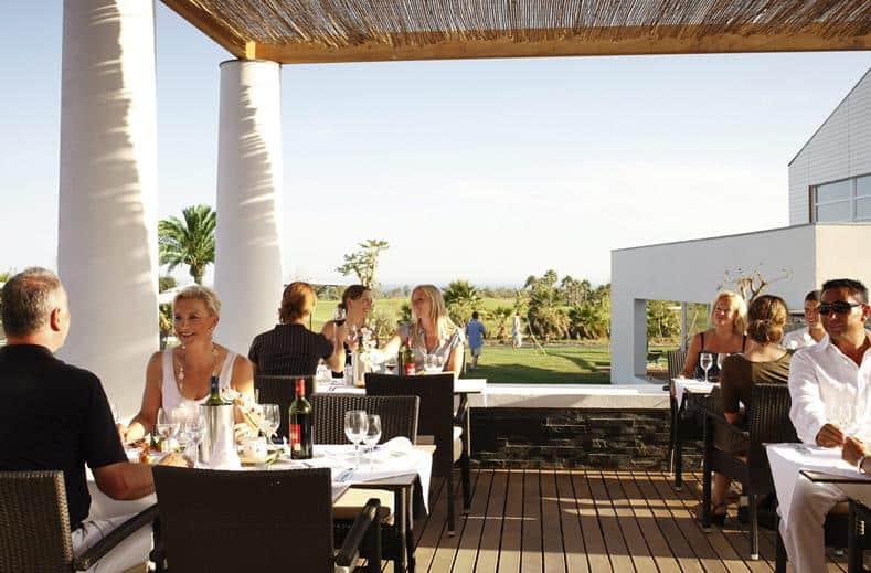 Restaurant van ROBINSON Club Quinta da Ria