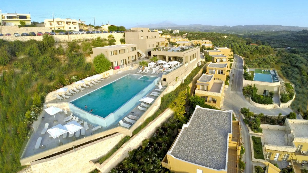 Rimondi Grand Resort & Spa in Stavromenos, Kreta, Griekenland