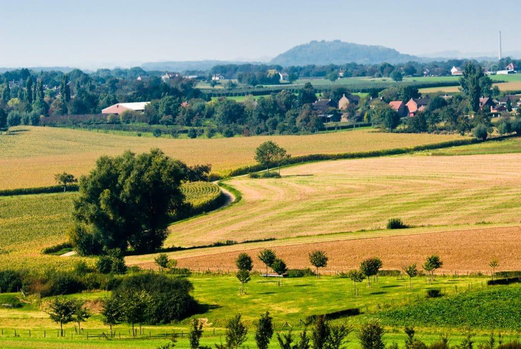 Uitzicht over Limburg