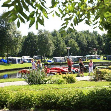 vakantiepark hunzepark in gasselternijveen