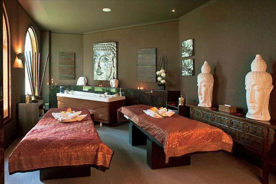 Wellnesscenter van Princesa Yaiza Suite Hotel Resort in Playa Blanca, Lanzarote