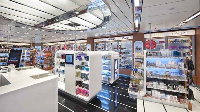 Winkel van Stena Hollandica in Londen, Verenigd Koninkrijk