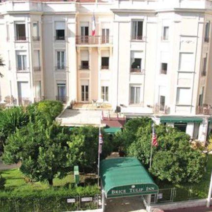 Hotel Brice in Nice, Frankrijk