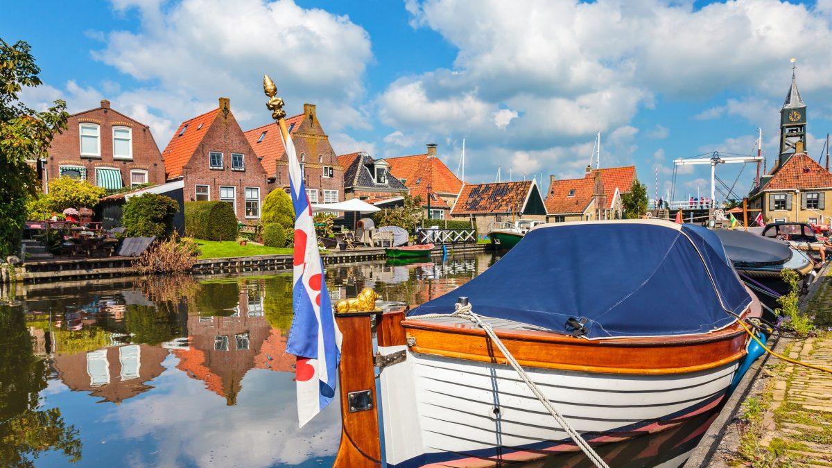 Landgoed Hotel Welgelegen in Balk, Friesland
