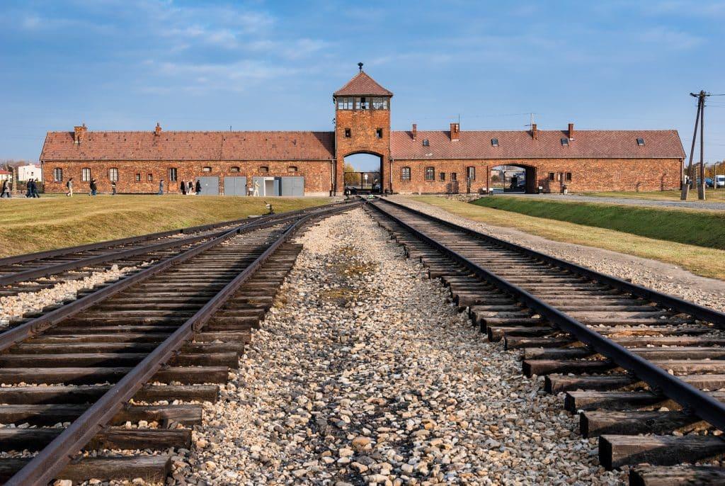 Auschwitz Museum in Polen